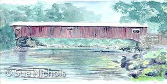 Forksville Bridge