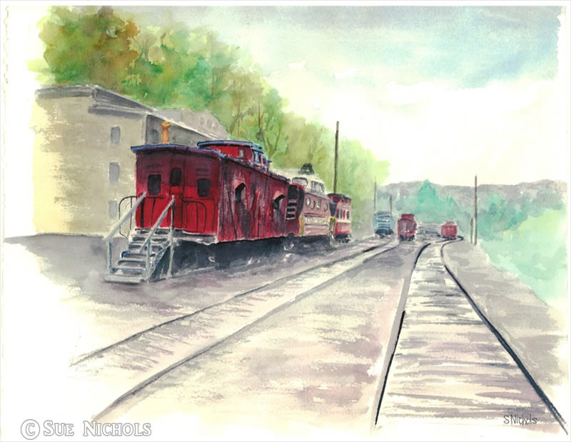 Jim Thorpe RR new scan